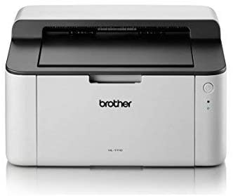 Brother HL-1110 Mono Laser Printer - Single Function, USB 2.0, Compact, A4 Printer, Small Office, Home Printer uk reviews