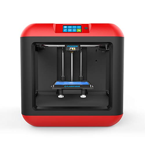 Flashforge 3D Printer Finder Single Extruder Printer uk reviews