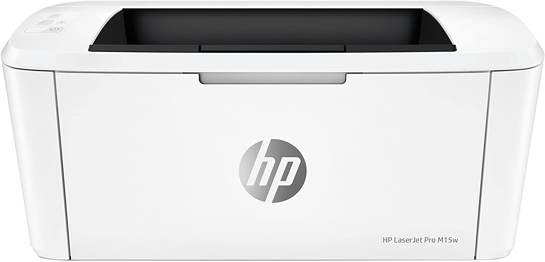 HP LaserJet Pro M15w Best Home Laser Printer, White