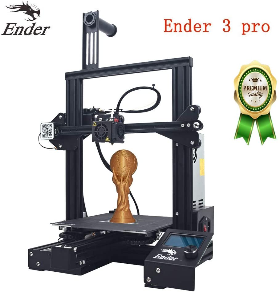 Creality 3D Printer Ender 3 Pro New Version, with Magnetic Build Surface & UL Certified Power Supply Device uk reviews