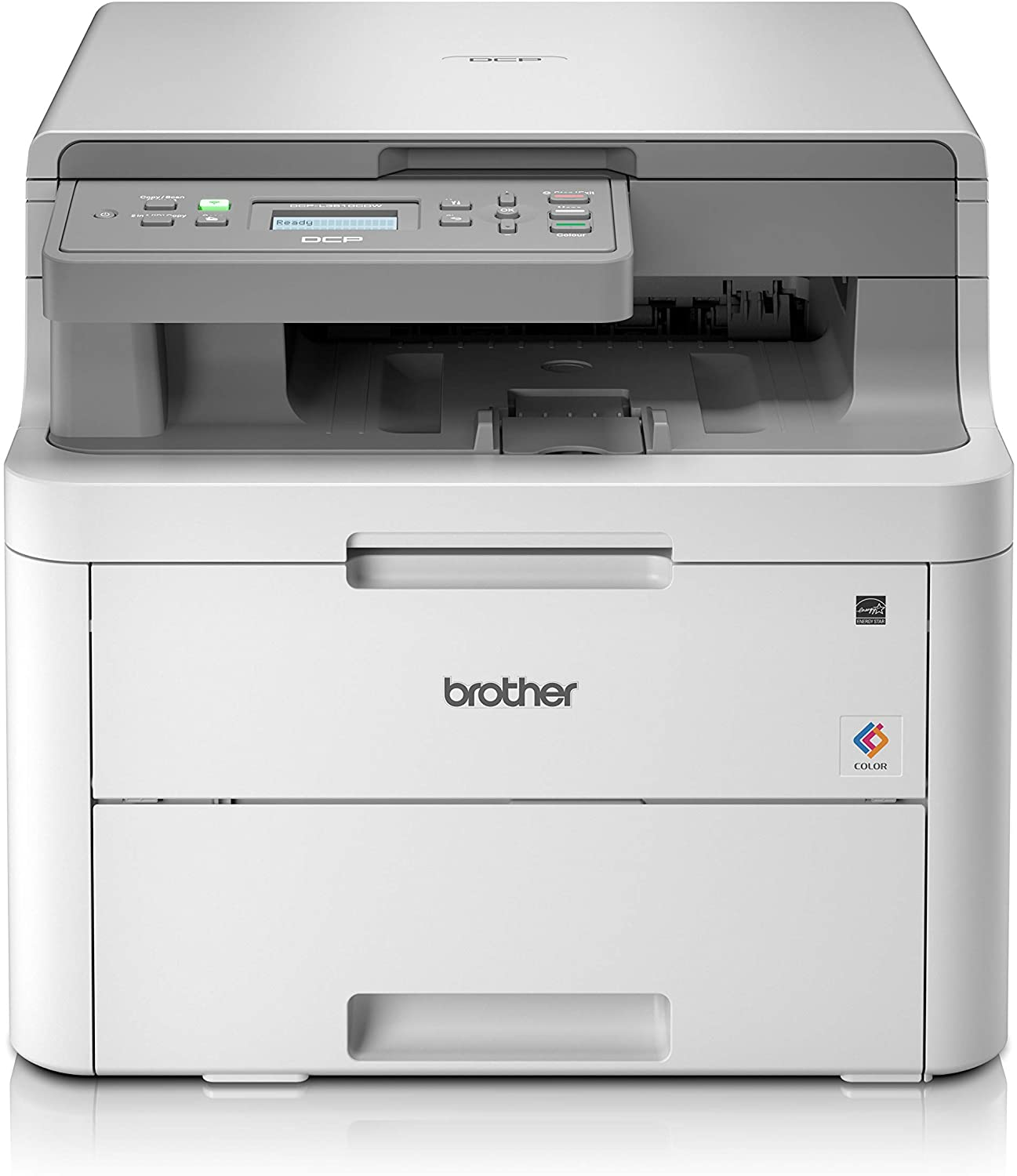 rother DCP-L3510CDW Colour Laser Printer - All-in-One, Wireless, Best Printer for imac uk reviews
