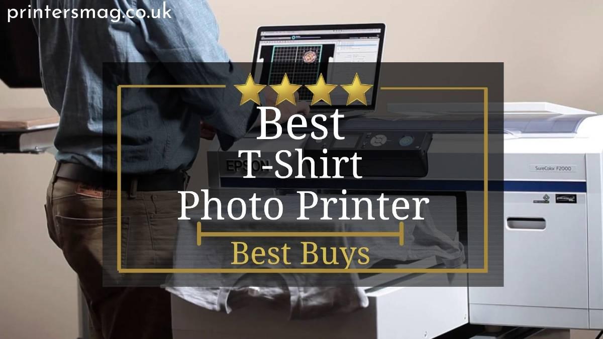 BEST T-SHIRT PRINTING MACHINE