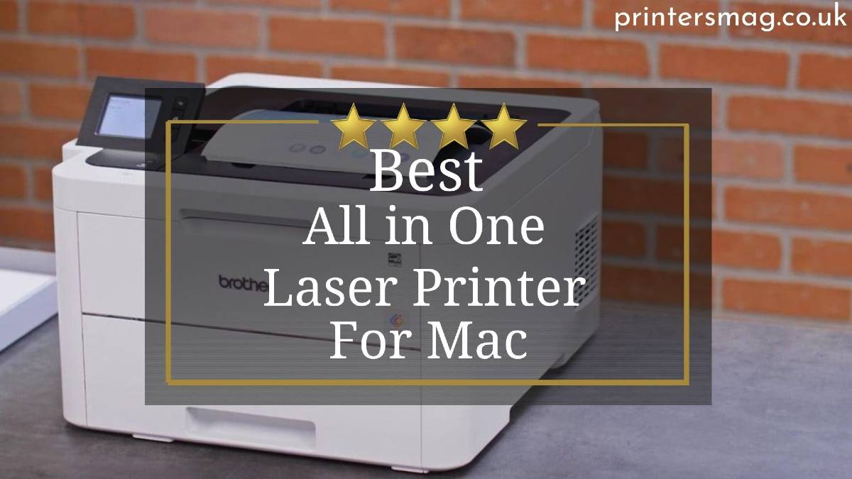 Best All in One Laser Printer For Mac