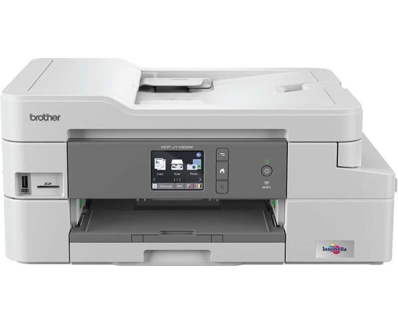 Brother DCP-J1100DW printer reviews uk best inkjet printer