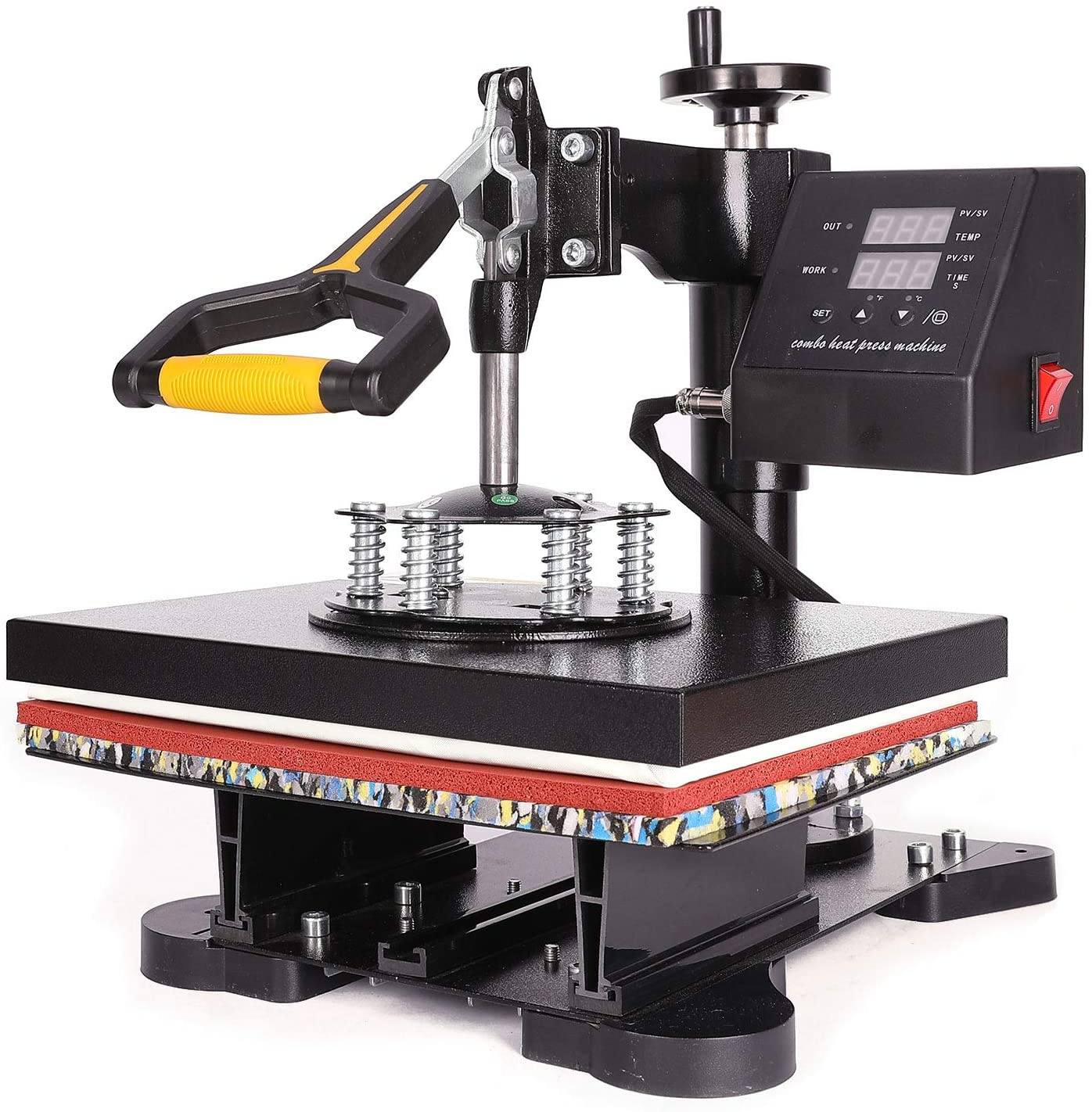Sfeomi Heat Press 30 x 38cm printer reviews uk