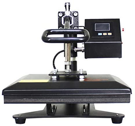 Coralgraph Inc Flat T-shirt Press 23x30cm printer reviews uk