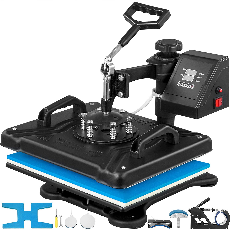 VEVOR Heat Press 12 X 15 Inch printer reviews uk
