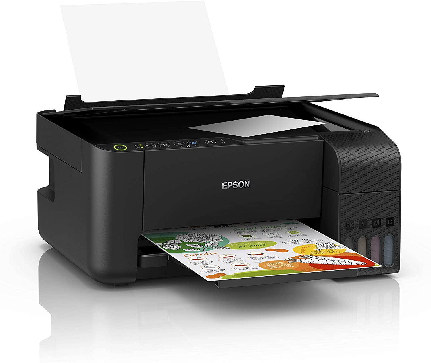 Epson EcoTank ET-2710 Print Scan Copy Wi-Fi, Cartridge Free Ink Tank Printer uk reviews