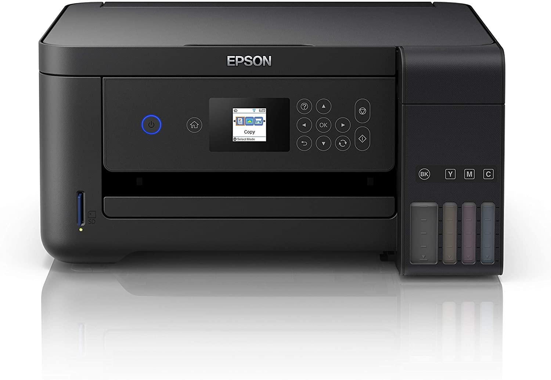 Epson EcoTank ET-2750B A4 Print Scan Copy Wi-Fi Printer best epson ecotank printer, Black + 2 Years Unlimited Printing Card uk reviews
