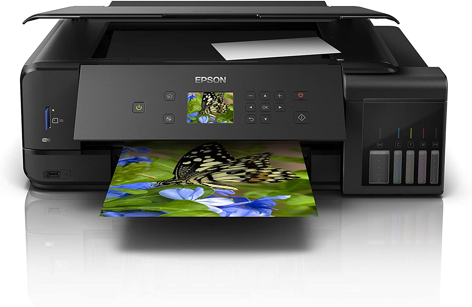 Epson EcoTank ET-7750 A3 Print Scan Copy Wi-Fi Photo Printer uk reviews