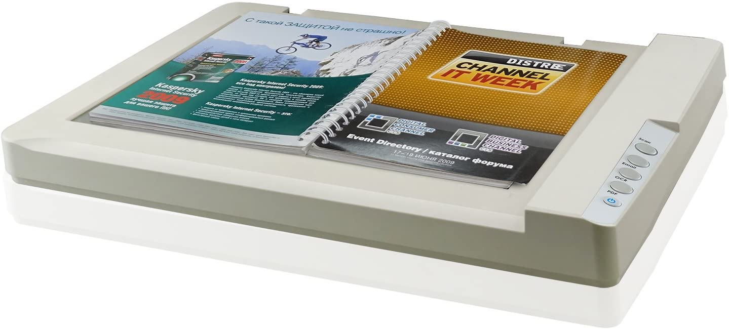 Plustek A3 flatbed scanner OS1180, for A3 size Blueprints and Document Approx 9sec of A3 document uk reviews