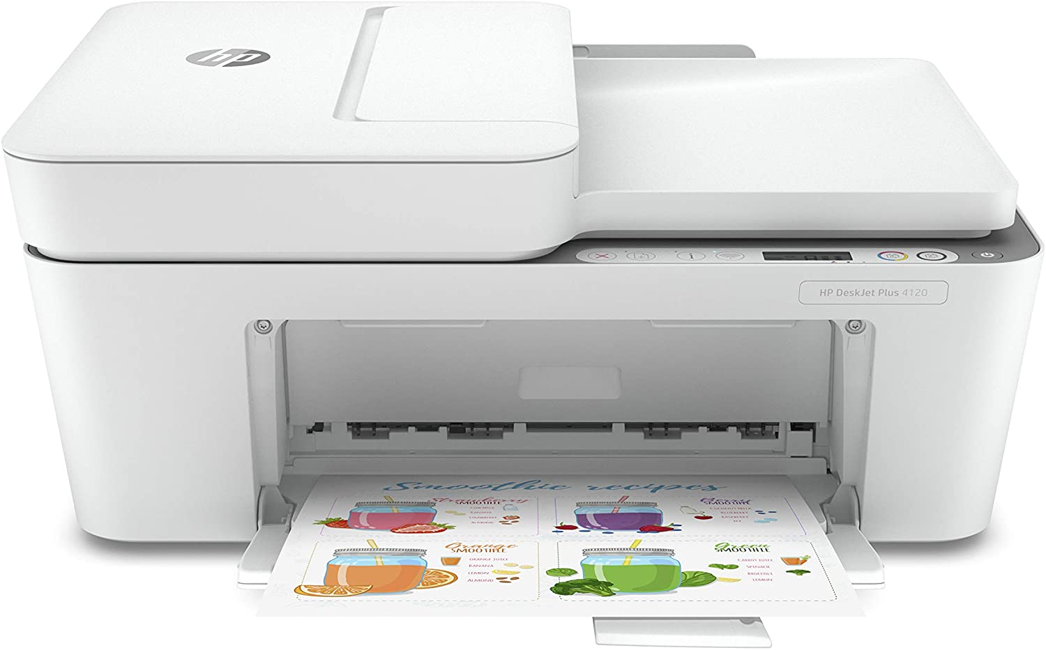 HP DeskJet Plus 4120 All-in-One Printer with Wireless Printing, Instant Ink with 3 Months Trial uk reviews