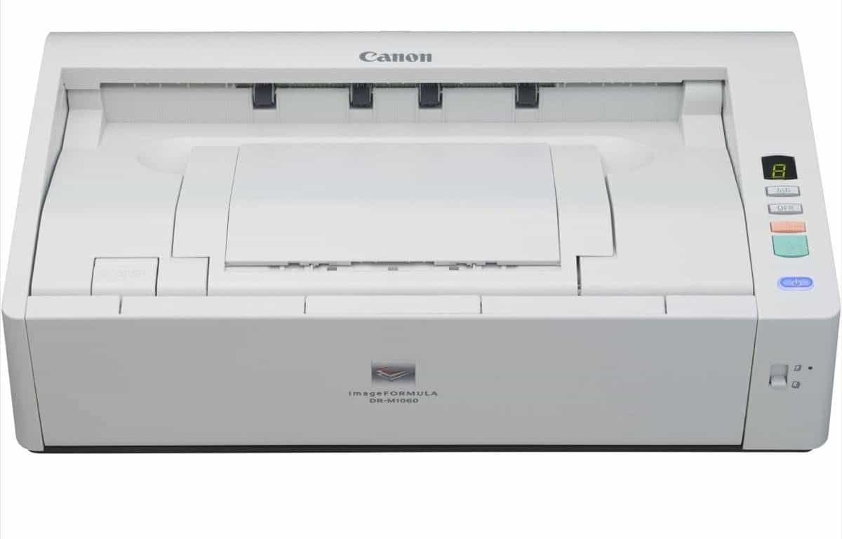 Canon DR-M1060 Document Scanner uk reviews