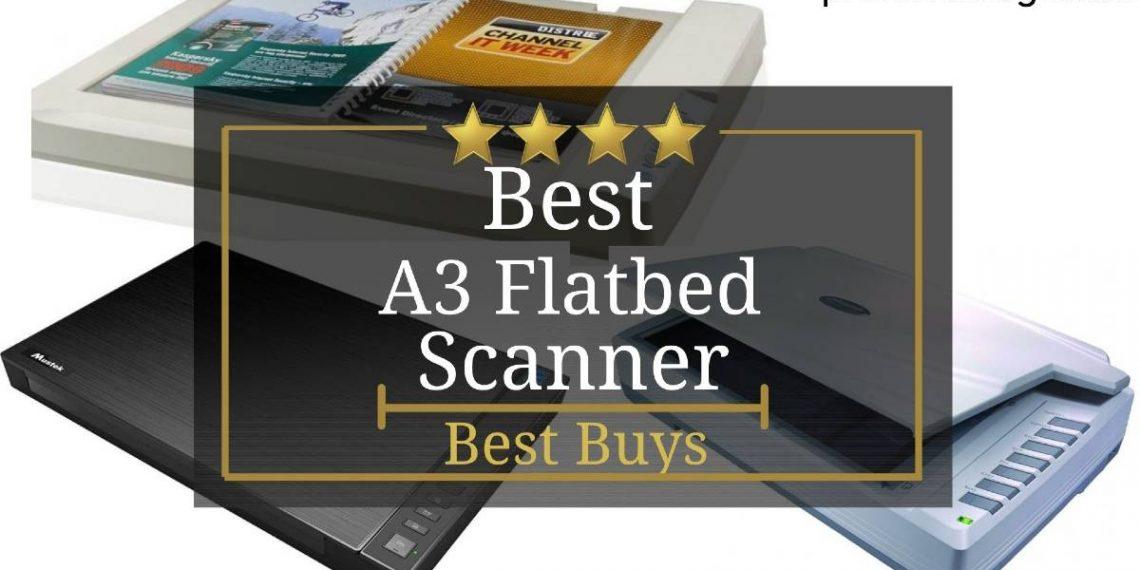 Best A3 Flatbed Scanner UK