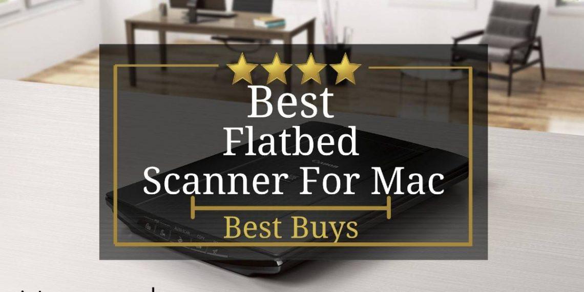 Best Flatbed Scanner For Mac UK