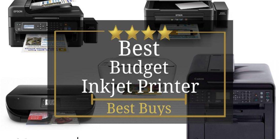 best budget Inkjet Printer