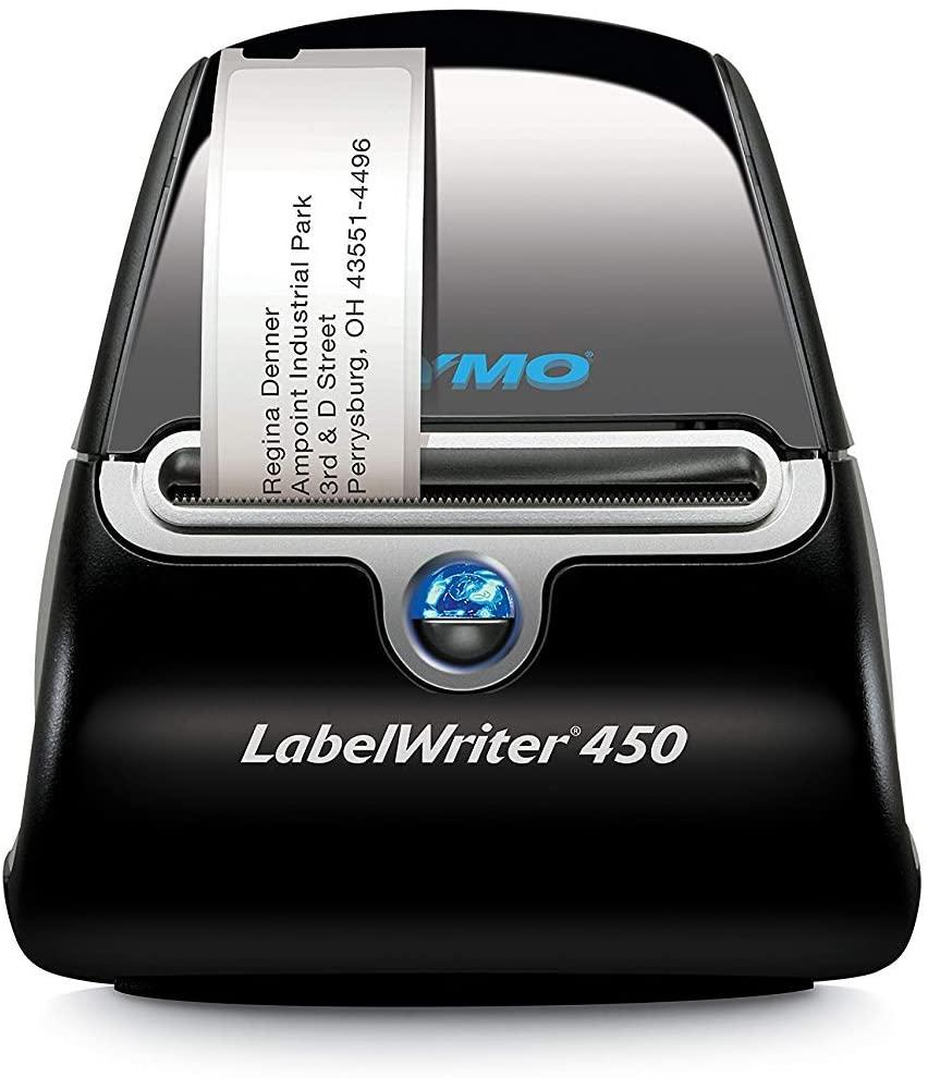 DYMO LabelWriter 450 Thermal Label Printer, Prints 51 LW Labels Per Minute uk reviews
