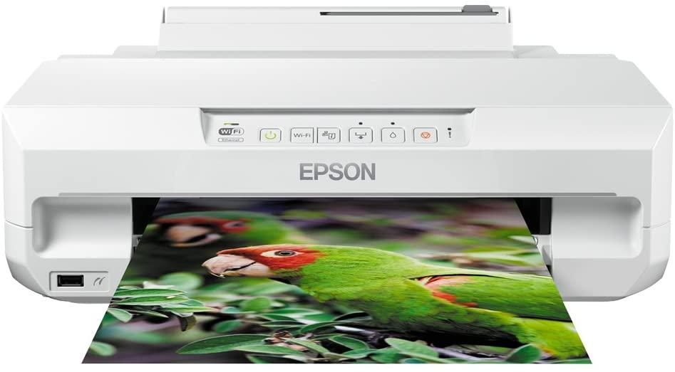 Epson Expression Photo XP-55 Wi-Fi Printer, White, Amazon Dash Replenishment Ready uk reviews