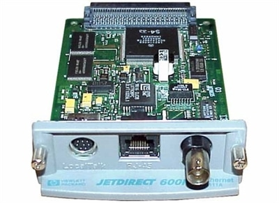 HP JetDirect 600 N J3110 A Printer Network Card – Print server – EIO uk reviews