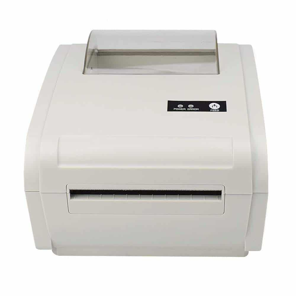KKTECT Direct Thermal Label Printer,6x4 inch 100x150 mm USB, Bluetooth & Phone app uk reviews