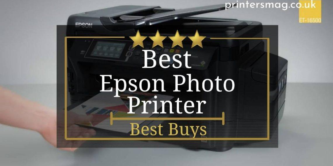 Best Epson Photo Printer UK