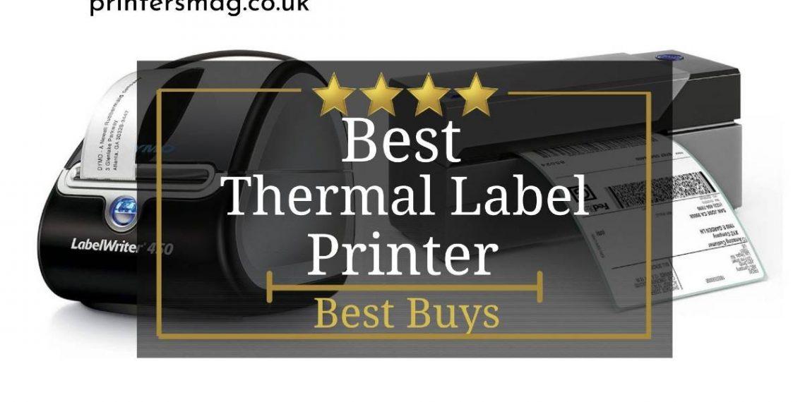 Best Thermal Label Printer UK