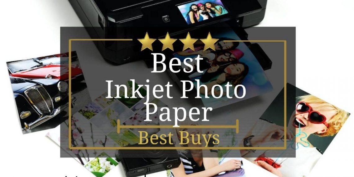 best inkjet photo paper UK