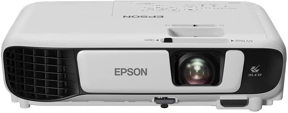 Epson EB-S41 3LCD, 3300 Lumens, 300 Inch Display, SVGA Projector - White uk reviews