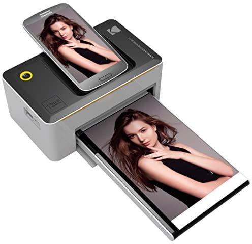Kodak Dock and Wi-Fi Portable 4 x 6 Inch Instant Photo Printer, Best Instant Photo Printer UK Colour Prints uk reviews