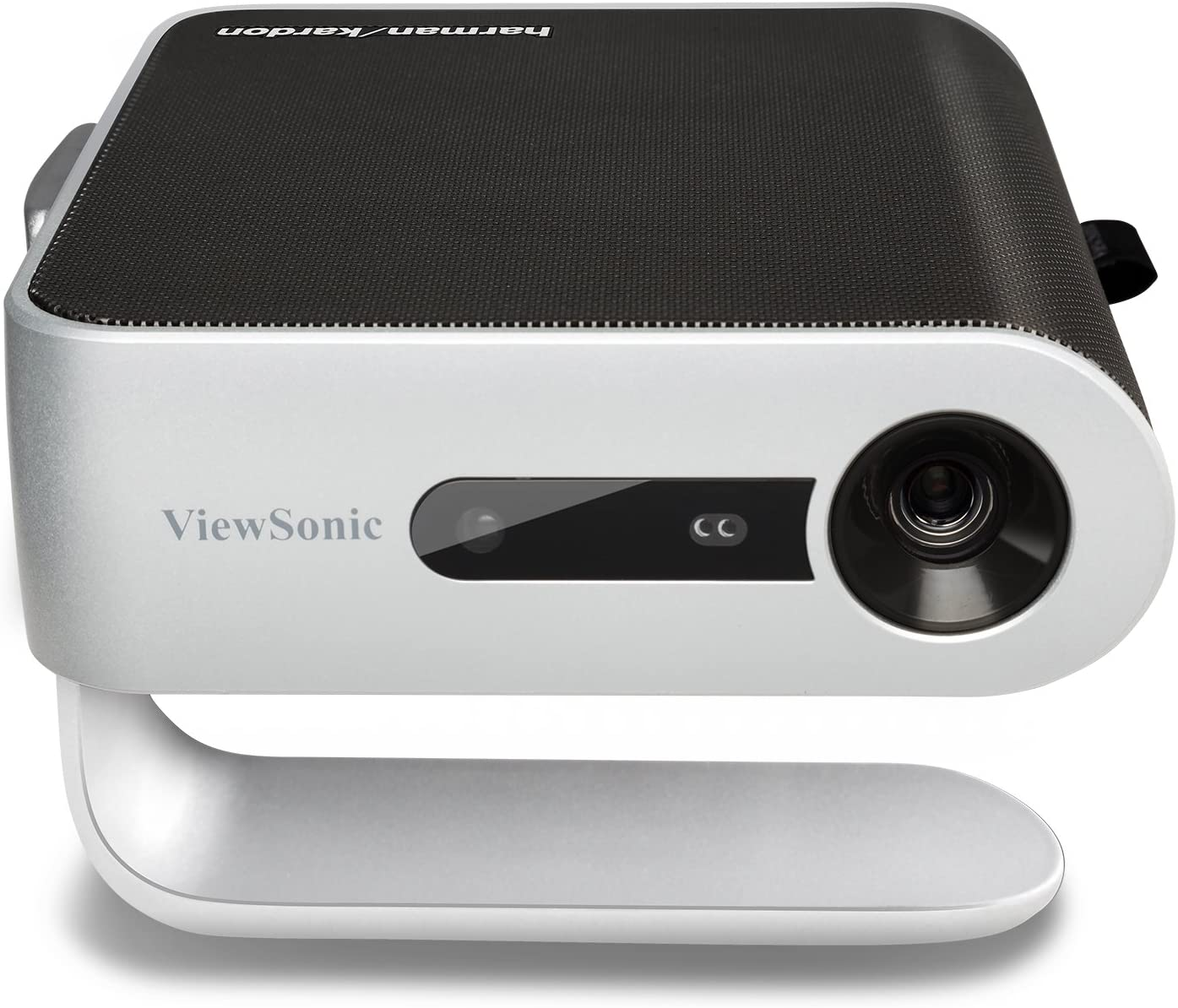 ViewSonic M1 Portable LED Projector for Home & Family Entertainment with Harman Kardon Audio uk reviews