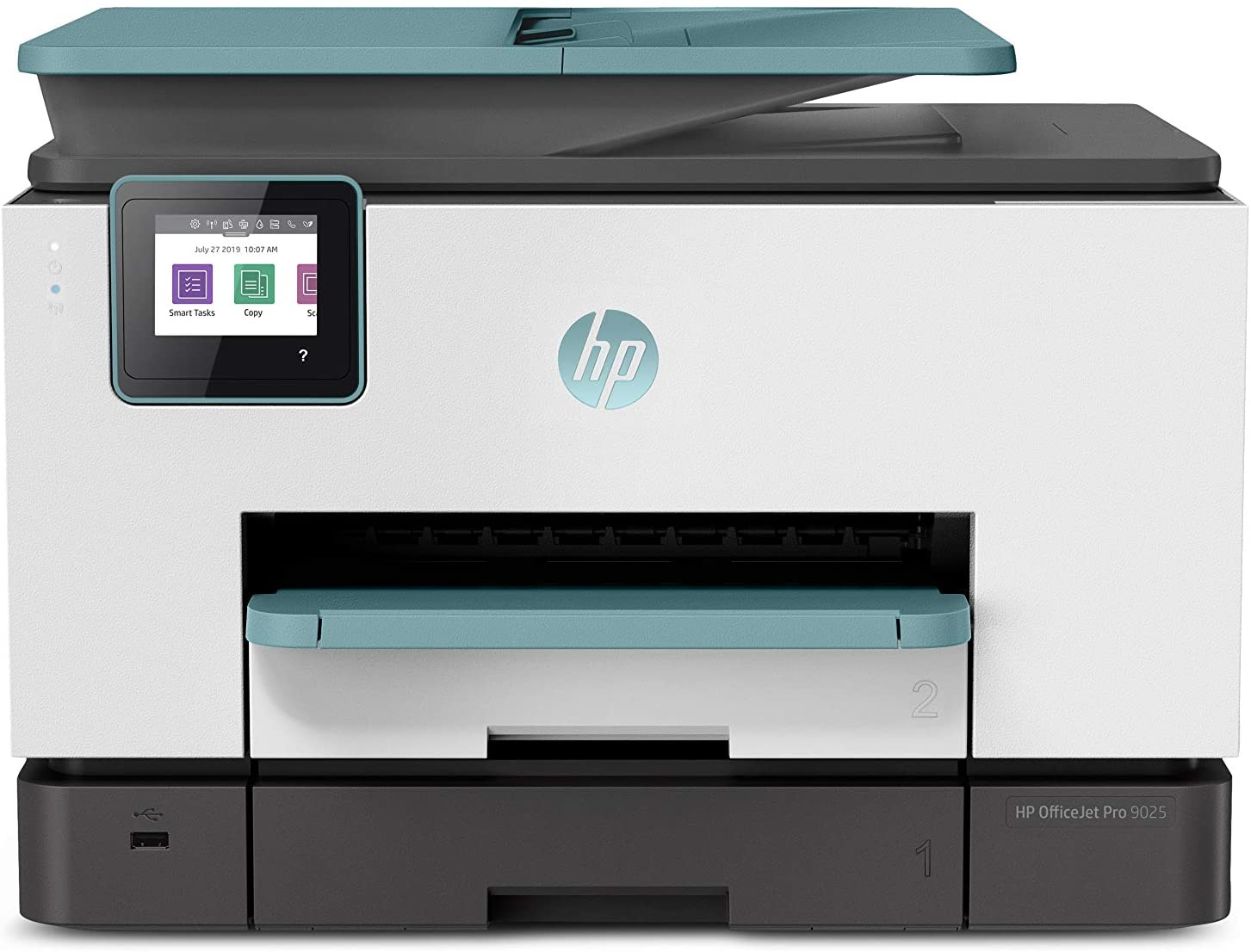 HP OfficeJet Pro 9025 All-in-One Wireless Printer, Instant Ink Ready with 2 Months Trial Included, Print, Scan, Copy uk reviews
