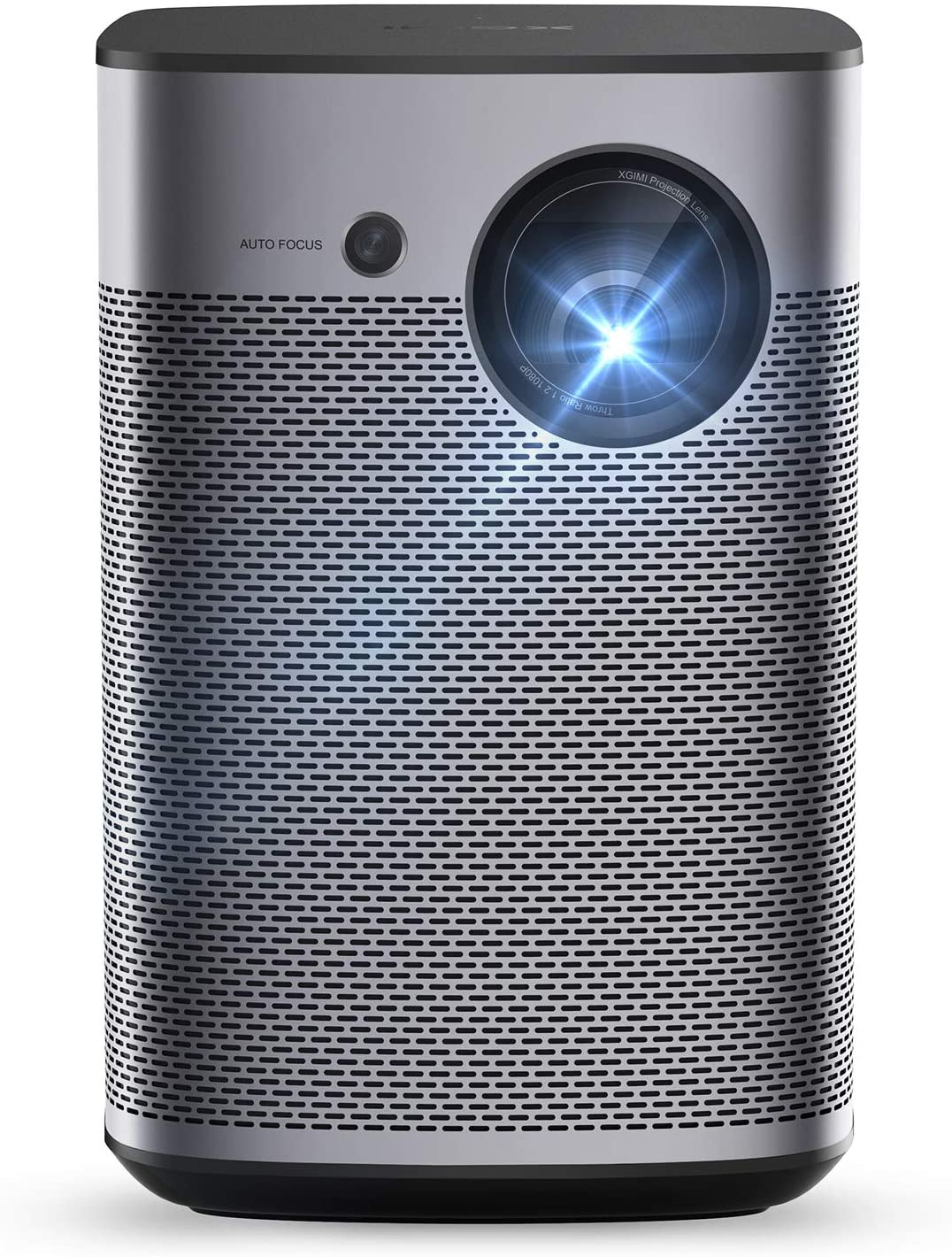 Xgimi Halo Portable Projector, True 1080P Projector 4K Support, Smart Mini Projector with Android TV 9.0 uk reviews