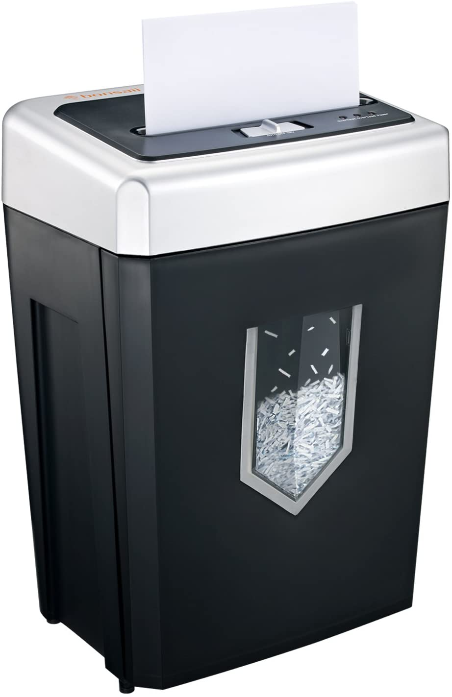 Bonsaii EverShred 14-Sheet Cross-Cut Paper Shredder, 30-Minute Heavy Duty Continuous Run Time, Equipped with Anti-Jam System, P-3 High-Security Level, uk reviews