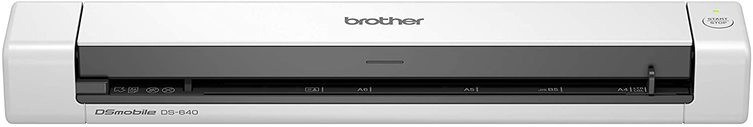 Brother DS-640 Document Scanner, USB 3.0, DSMobile, Portable, 15PPM, A4 Scanner, Includes Micro USB Cable uk reviews