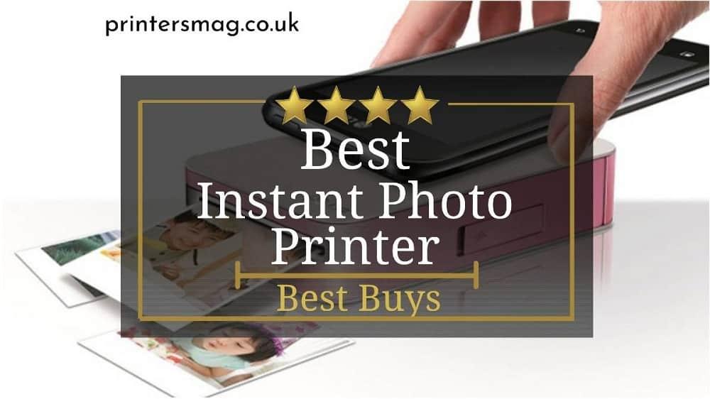 Best Instant Photo Printer UK