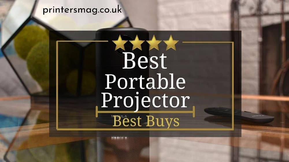 Best Portable Projectors UK