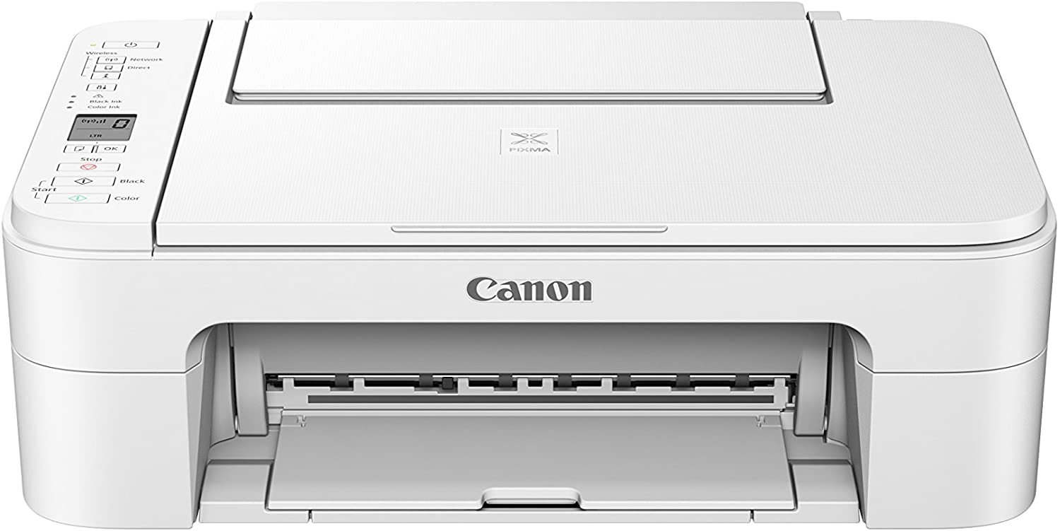 Canon TS3151 PIXMA All-in-One Inkjet Printer best printer under £100 White uk reviews