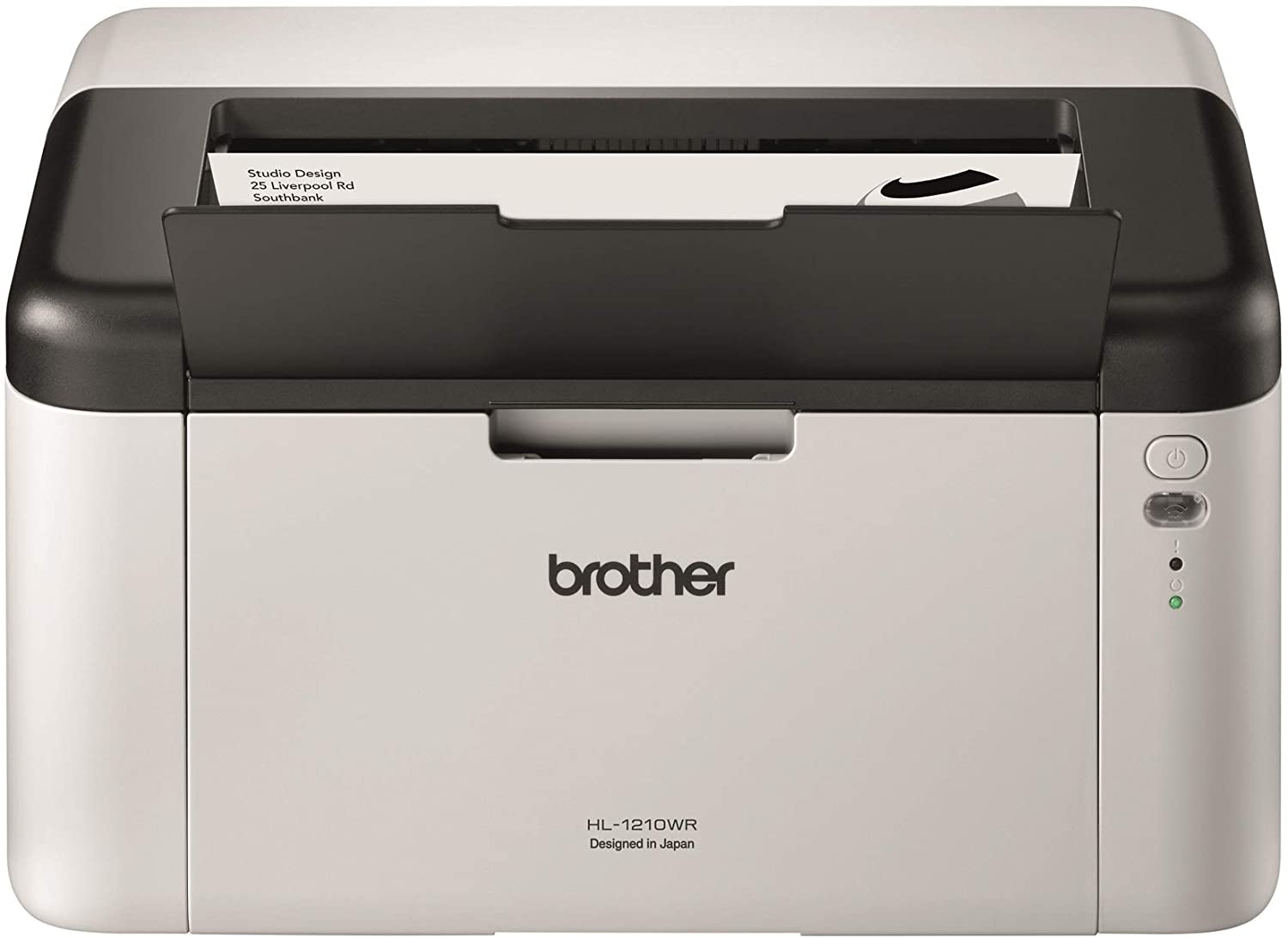 Brother HL-1210W Mono Laser Printer - Single Function, Wireless USB 2.0, Compact, A4 Printer, Small Office Home Printer, White uk reviews