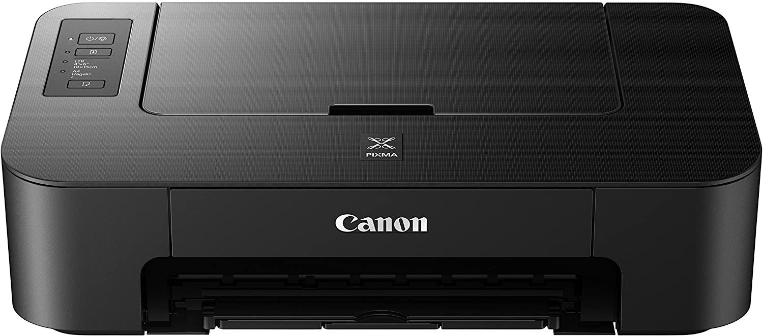 Canon PIXMA TS205 Inkjet Printer the best printer with the cheapest ink cartridges black uk reviews
