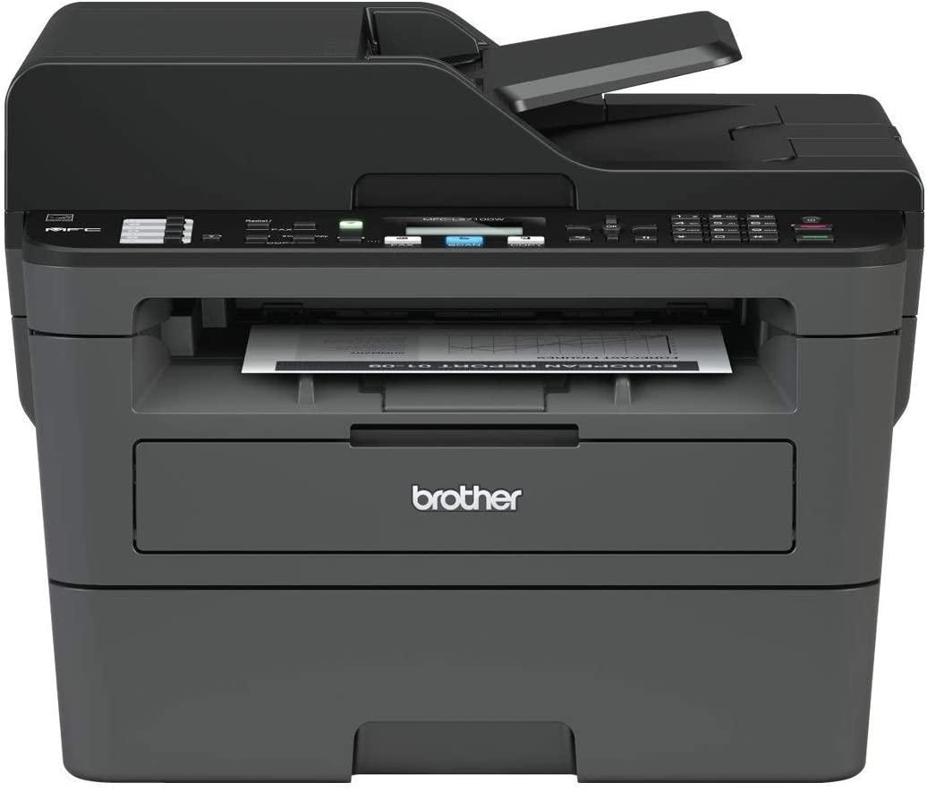 Brother MFC-L2710DW Mono Laser Printer - All-in-One, Wireless USB 2.0, Printer Scanner Copier Fax Machine uk reviews