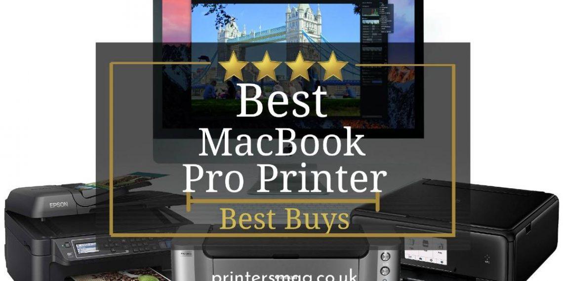 Best MacBook Pro Printer UK