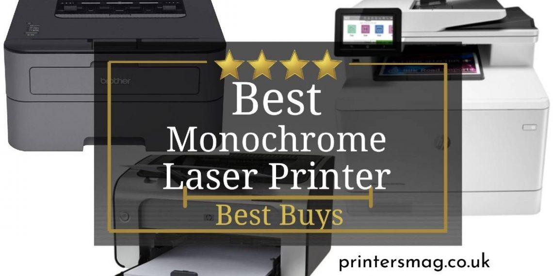 Best Monochrome Laser Printers
