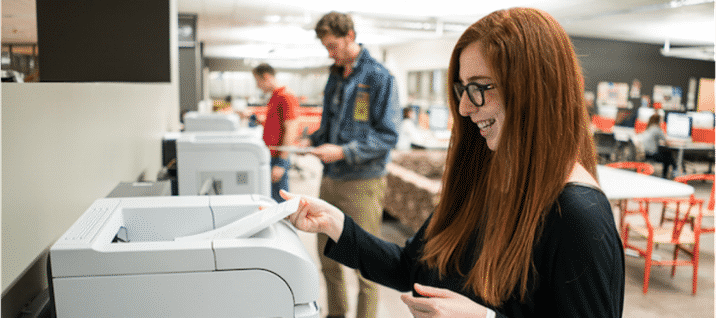 efficient printer for students