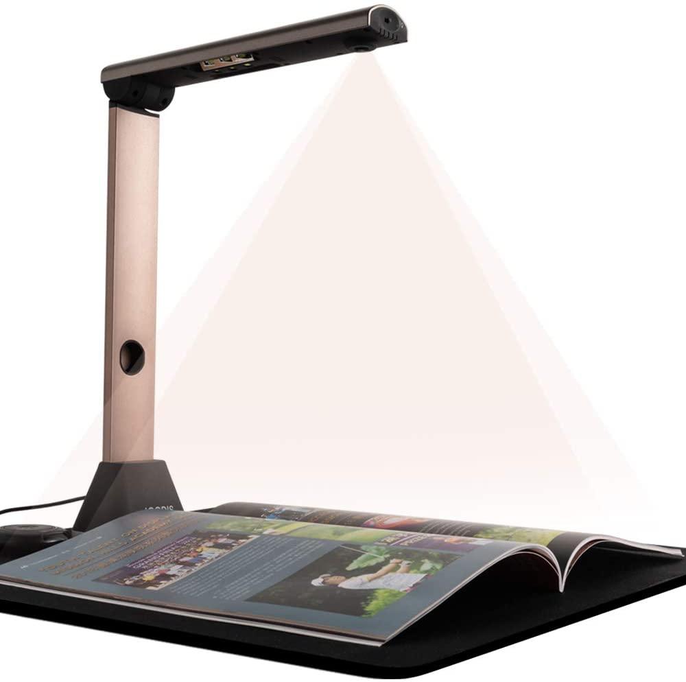 Bamboosang X7 Book & Document Scanner