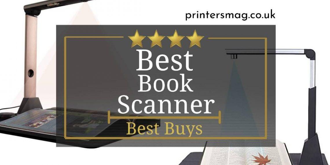 Best Book Scanners UK
