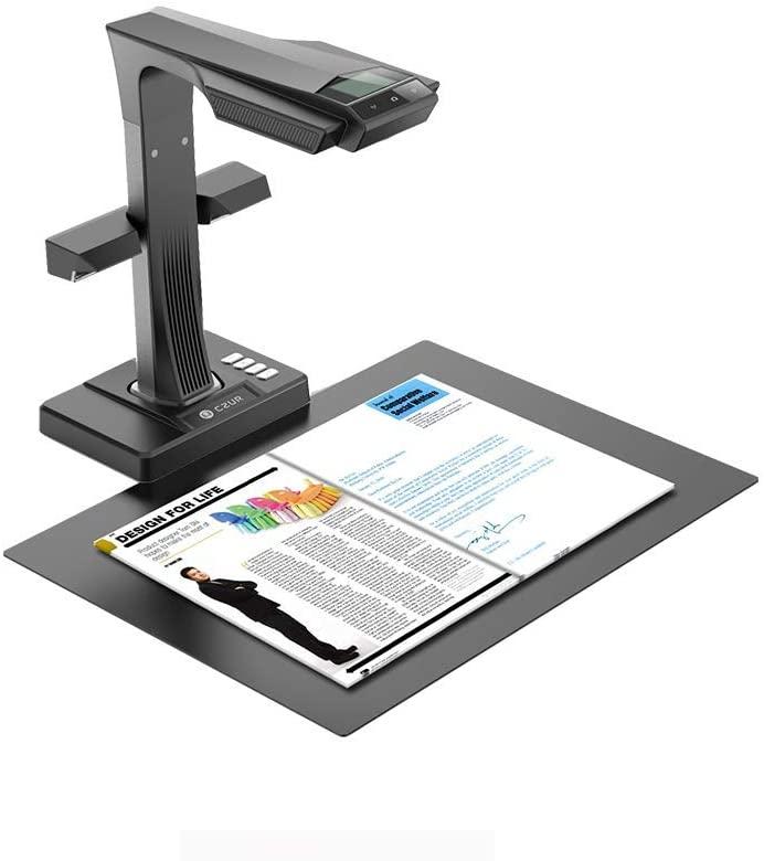 CZUR ET16 Plus Smart Book Document Scanner