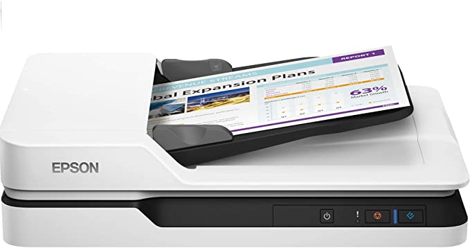Epson WorkForce DS-1630 Flatbed Scanner