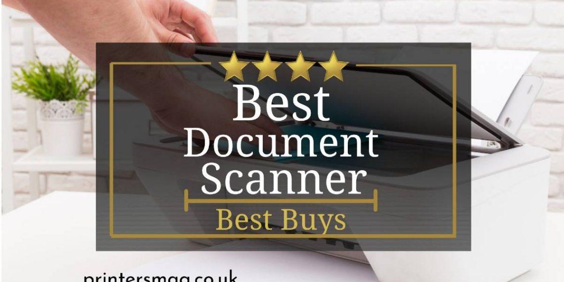 best document scanner uk