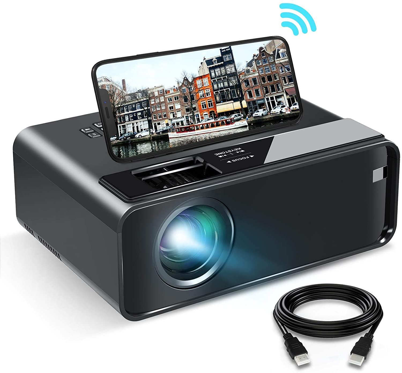 ELEPHAS WiFi Mini Projector