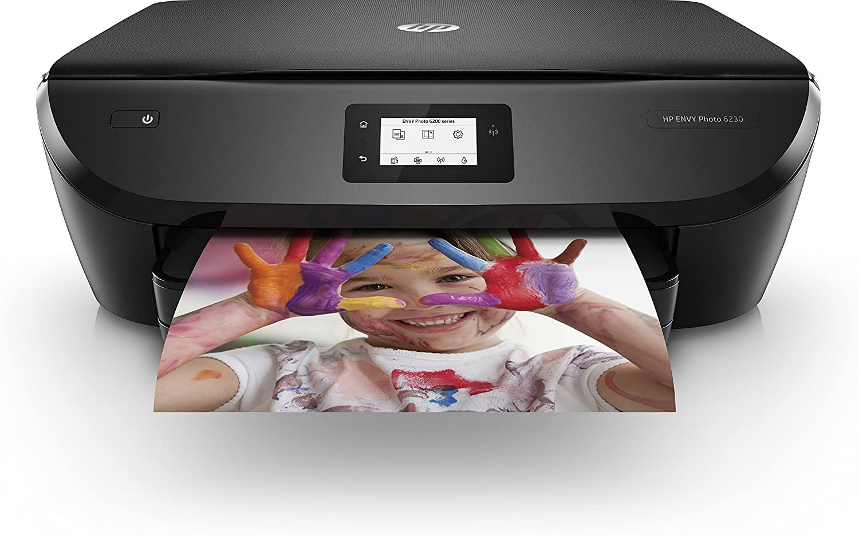 HP Envy Photo 6230 All-in-One Wi-Fi Photo Printer